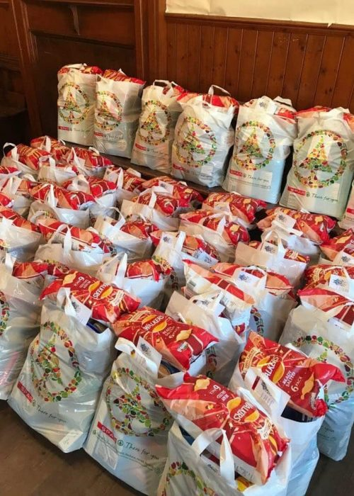 Hampers for Lonach members created by Bellabeg Shop